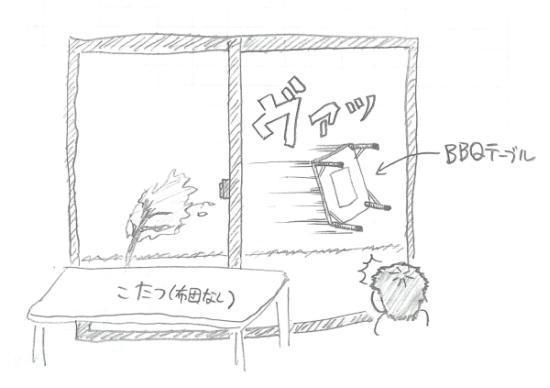 飛んでいくテーブル.jpg